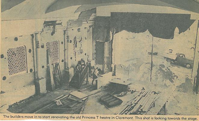 Historical Claremont 1